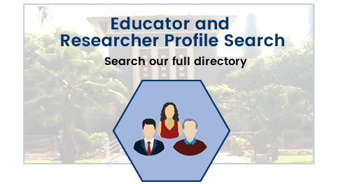 Faculty Search